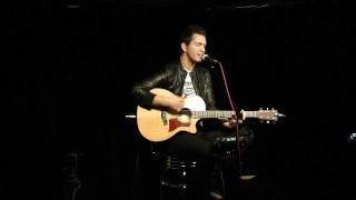 "Andy Grammer ""Keep Your Head Up"" Cities 97 Studio C"