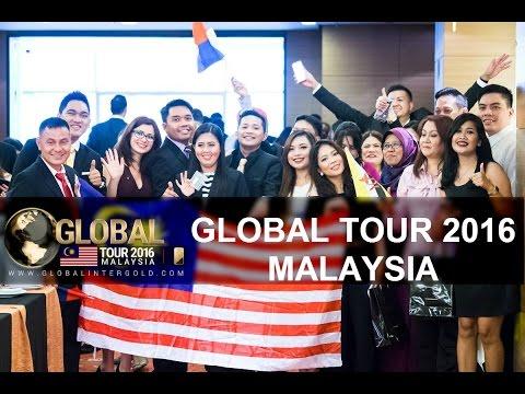 Global InterGold Malaysia: Global Tour in Kuala Lumpur