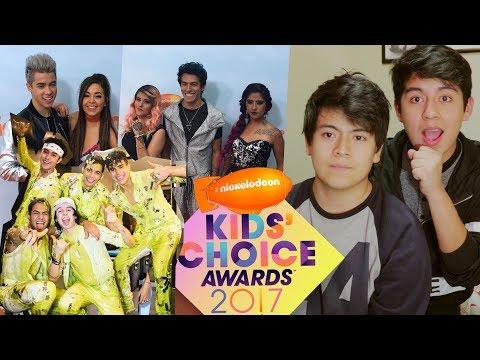 Kid Choice Awards 2017: ALFOMBRA NARANJA |¡LO BUENO Y MALO!