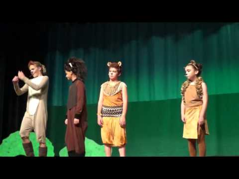 Can You Feel The Love Tonight - Lion King Jr 2016