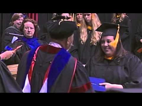 UDM 2013 Commencement - McNichols Campus: College of Health Professions, McAuley School of Nursing