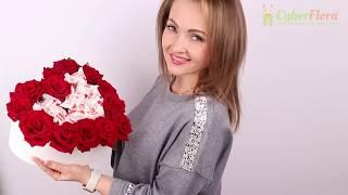 видео заказать цветы с доставкой