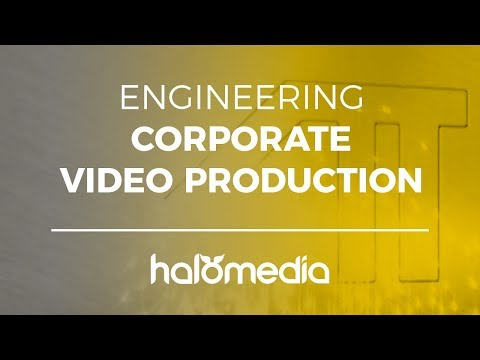 Engineering Corporate Video Production