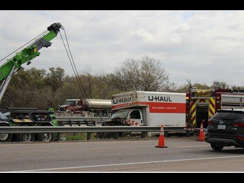 Stolen U Haul Crashed On US190:I 14 In Nolanville