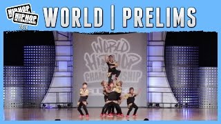 F.L.A.T. - Japan (Adult) at the 2014 HHI World Prelims