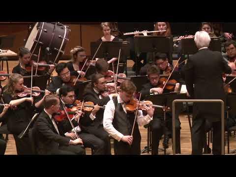 Copyright Approved Version of CSU Symphony Orchestra 2-7-18