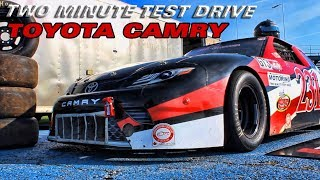 2 Minute Test Drive: Modified Toyota Camry