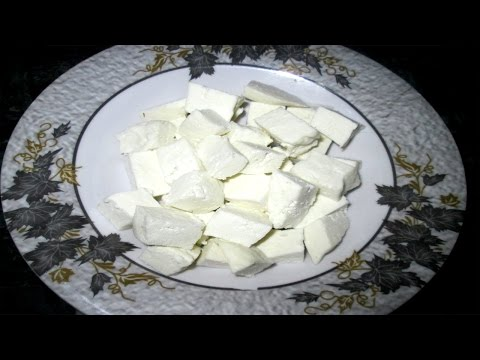 How To Make Paneer At Home In Telugu