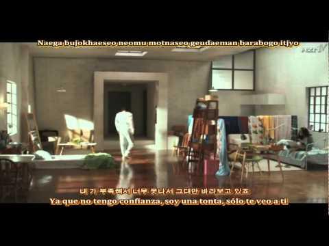 Download [MV] Gummy - As a Man / Spanish_sub + Karaoke
