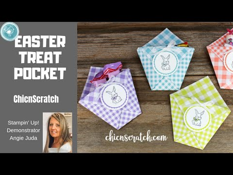 Easter Treat Pocket