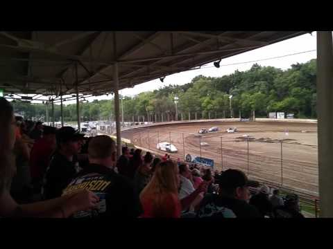 Highland Speedway 8-20-16
