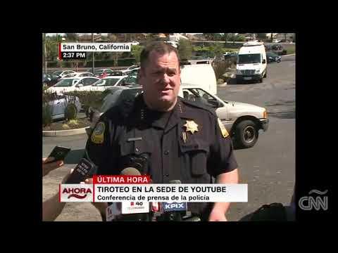 Lo que sabemos del tiroteo en la sede de YouTube en San Bruno, California