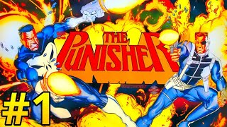 The Punisher: Arcade | Stage 1