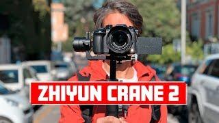 RECENSIONE Zhiyun Crane 2: stabilizzatore per video DEFINITIVO