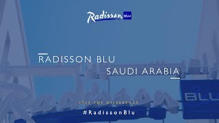 Radisson Blu in Saudi Arabia