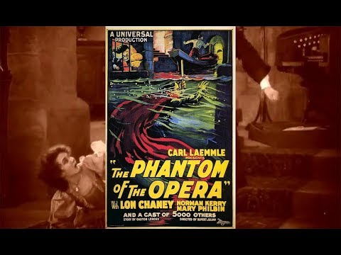 The Phantom of the Opera | 1925 | FULL MOVIE *HD* Lon Chaney's STUNNING Performance