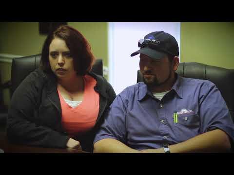 Ryan King Testimonial - Amy & Andrew Howard