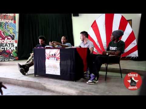 SHOKO! Festival Press Conference- Opening Day (Zimbabwe)