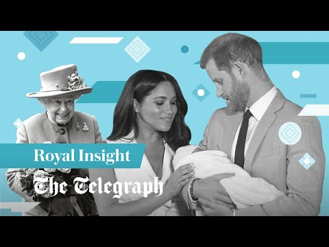 Download Lilibet Diana: The real meaning behind the name chosen by Prince Harry and Meghan for their new baby