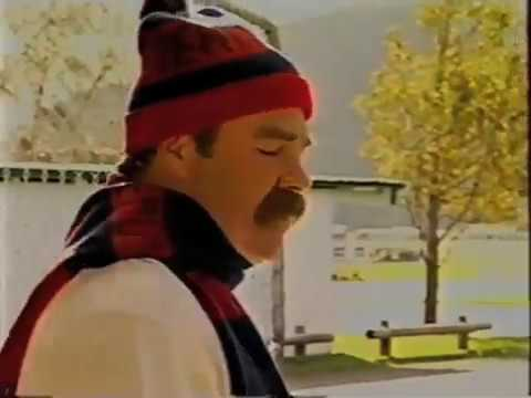 David Boon in 1996 Hahn Ice TV ad  2