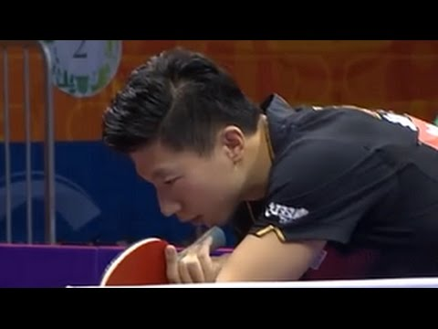 Ma Long - Top Spin Machine (The Dragon Warrior)