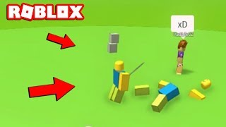 MY FIRST ROBLOX ANIMATION