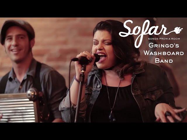 Gringo's Washboard Band - The Sentimental Gentleman from Georgia | Sofar Curitiba