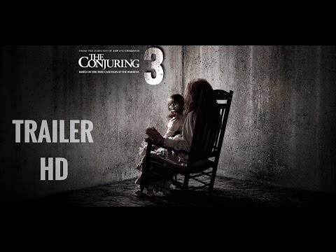 The Conjuring 3Official Trailer HD 2017 Horror Movie