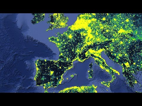 Western Europe Health & Air Quality II - NASA DEVELOP Spring 2018 @ GSFC