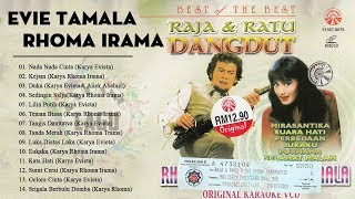 EVIE TAMALA & RHOMA IRAMA FULL ORIGINAL ALBUM - Romantis Dangdut Lawas - Original Full Album