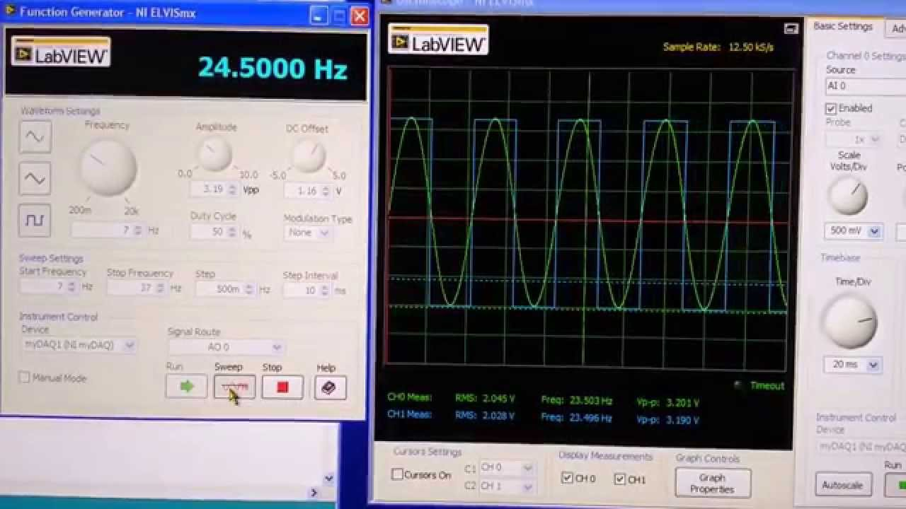 Teensy 31 Frequency Locked Sine Wave Generator Youtube Alternating Square Pulse