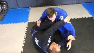 Reinhardt Fourie -  Kimura Trap bottom Half Guard