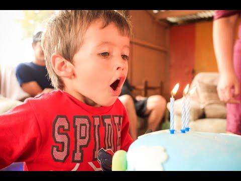 Maison's 3rd Birthday
