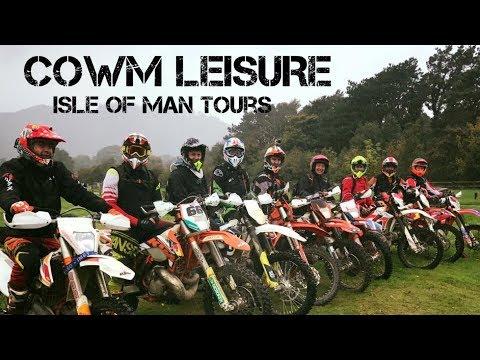 Enduro on the Isle of Man - COWM LEISURE TOURS 2017