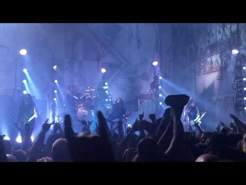 Machine Head - Now We Die - Live at Camden Roundhouse, London 2018