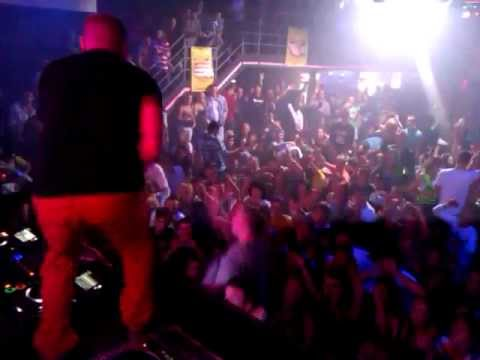 DJ EKG & Bongoman Elizz & DJ Folly - Sundance in da club/Imperio/Kamenica 20.10.2012