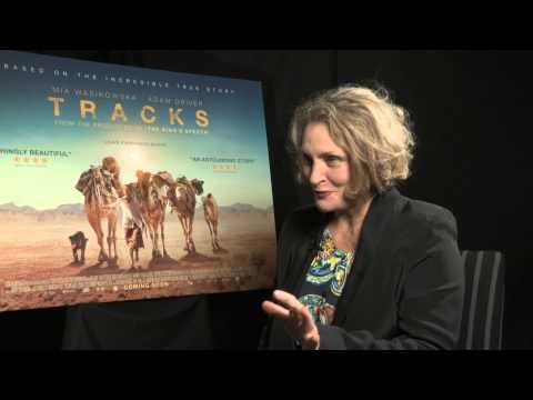 Tracks - Robyn Davidson interview