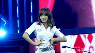 120702 K-POP Nation - Surprise Hoot (Taeyeon)