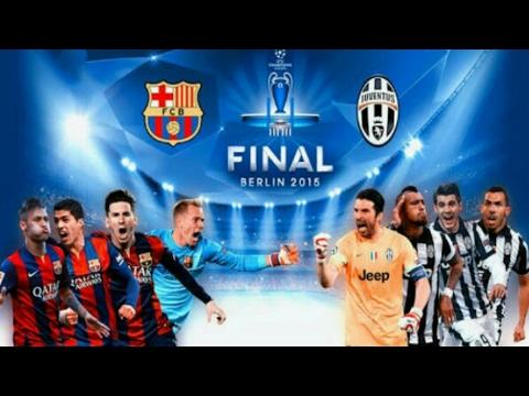 Barcelona - Juventus 3-1 06.06.2015 Şampiyonlar Ligi Finali Geniş Özet Highlight