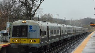 MTA LIRR | Train Action At Douglaston