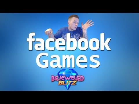 Facebook Games (Bejeweled Blitz)