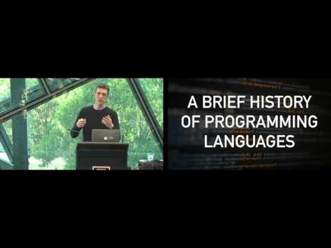 RubyConf AU 2015: Towards a Higher-Level Language by Erik Michaels-Ober