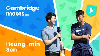 How learning English helped Heung-min Son | Learn English with Cambridge