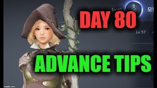 Black Desert Mobile ADVANCE F2P GUIDE: TIPS & BEST RECOMMENDATION after 80 days