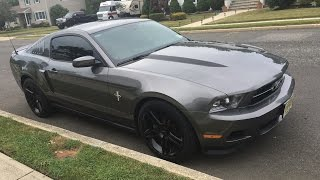 2011 ford mustang v6 premium review
