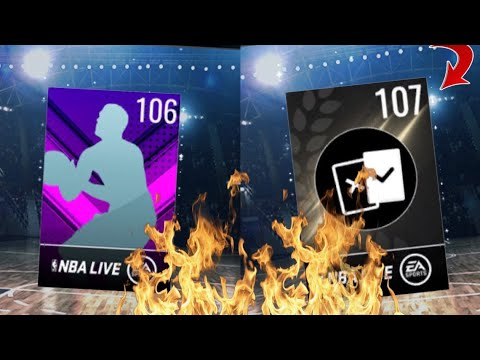 These Are The Most Insane Packs In NBA Live Mobile History