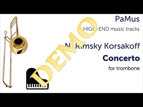 N. Rimsky Korsakoff: Trombone Concerto