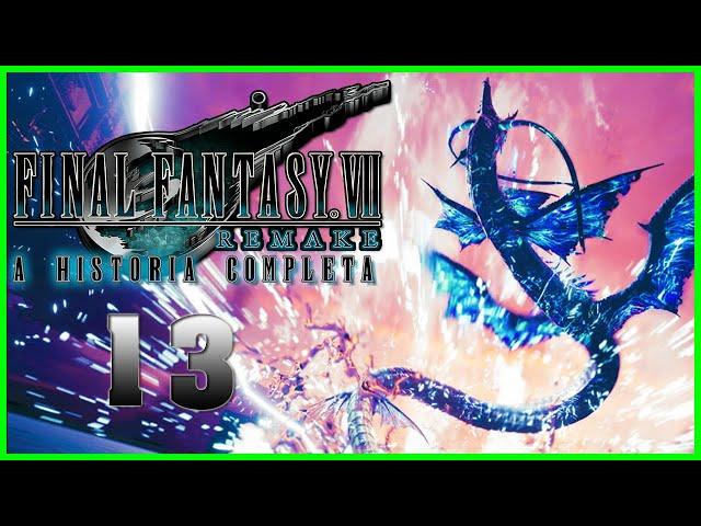 Final Fantasy VII Remake : A Historia Completa - Parte 13 - CAPSLOCK