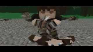 Друзья не бросают: Minecraft Montage