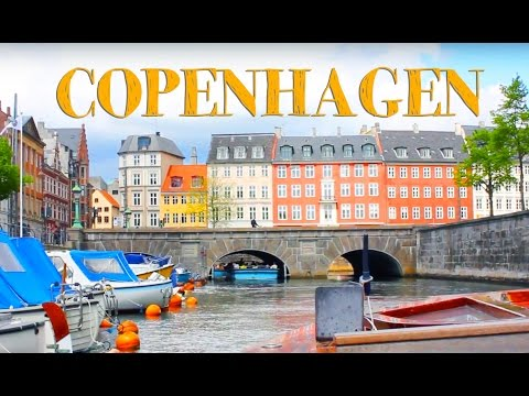 COPENHAGEN, Denmark | Let's Travel #7